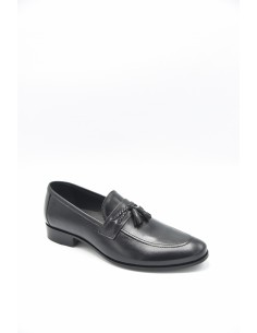 Classic Tasseled Loafers -...