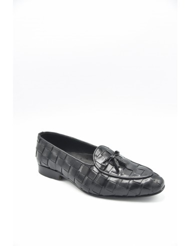 Caieta Stunning Woven Leather...