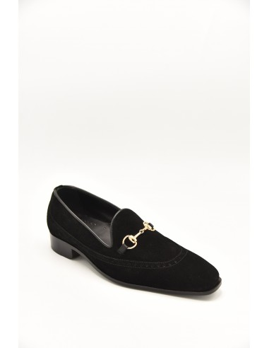 Stylish Suede Leather Loafer With...