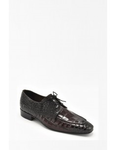 Modern Sleek Toe Derby In...
