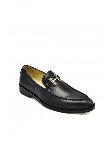 Classic Loafers with Decorative Metal...
