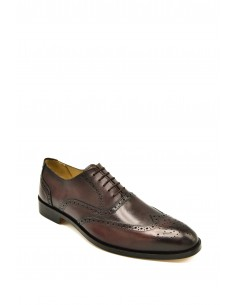 Classic Brogue Oxfords - Brown