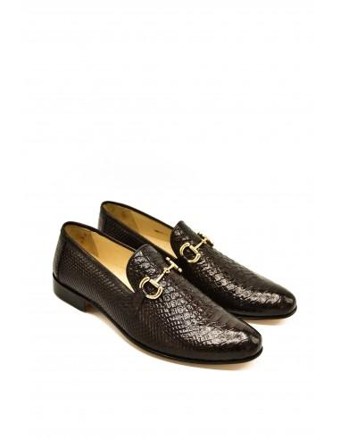 Veneto Tonal Burnished Leather Apron...