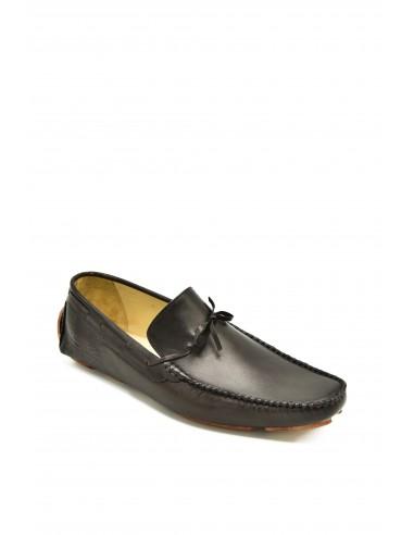 Filago Elegant Leather Driving Loafer...